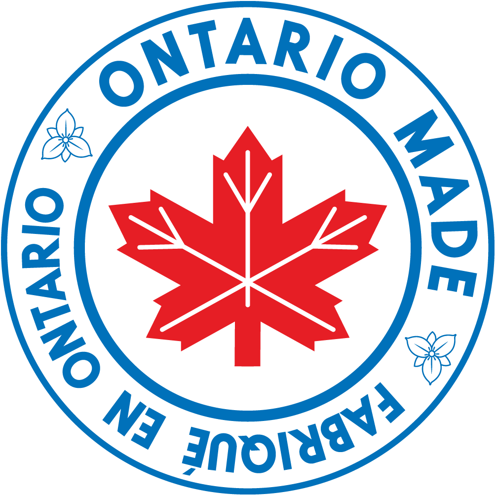 Made In Ontario, Canada logo